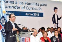 Andrés Navarro garantiza derecho de las familias a la información, participación y seguimiento de la escuela