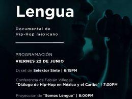 """Hip Hop mexicano """"Somos Lengua"""" gratis"""