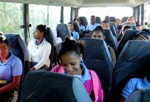 MINERD entrega 32 autobuses escolares