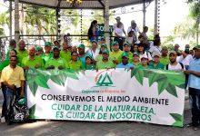 Marchan en el Día Mundial del Medio Ambiente