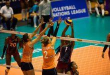 Voleibol RD cae 3-0 ante Holanda
