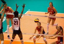 Volibol cae 0-3 ante Serbia, récord general está en 2-9