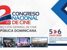 Le invitamos al 2do. Congreso Nacional de Cine