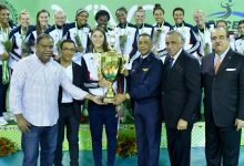 EU gana oro, RD plata y Colombia bronce en Panam de Voleibol muy emocionante
