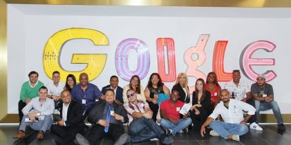 Google «Latino Social Media Week»