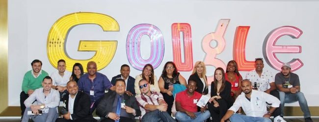 Google «Latino Social Media Week»