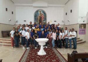 Grupo Onda Juvenil recorre Senderos de la Fe