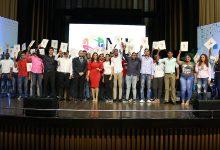 Juventud entrega 1,162 becas en innovación y tecnología
