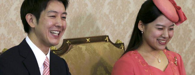 Princesa Japonesa se casa