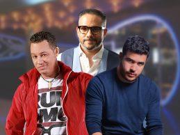 Triángulo Pop: Pamel, Aljadaqui y Pavel Núñez el 19 de julio en Hard Rock Live