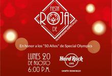 «Fiesta Roja de las Olimpiadas Especiales»