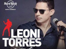 Leoni Torres; Tour: Me Quedo Contigo