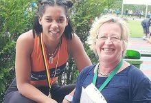 Atleta dominicana Danilsa Capellán conquista Medalla de Oro