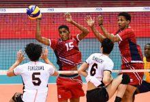 Japón vence a RD en voleibol masculino