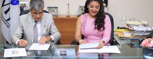 Juventud y EOI de España firman acuerdo