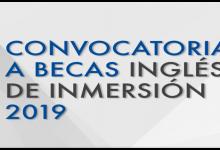 Inglés de Inmersión 2018
