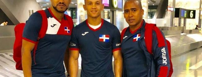Nin Reyes, va a Campeonato Mundial