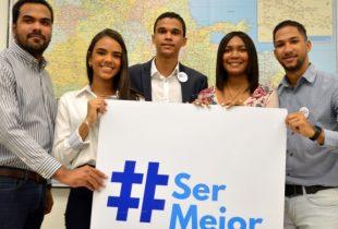 #SERMEJOR, líderes del futuro