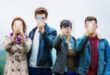Millennials se burlaron de las épocas sin celulares