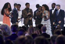 """""""Black Panther"""" se lleva el máximo honor en los Premios SAG"""
