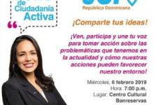 1er. Foro de Ciudadanía Activa 2019