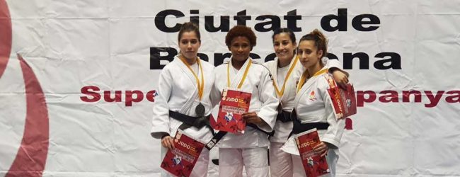 Dominicana Soriano gana oro en Barcelona