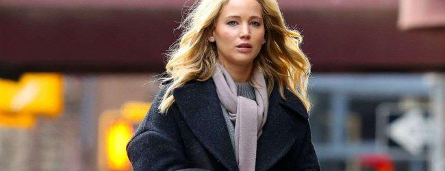 Jennifer Lawrence anuncia su compromiso