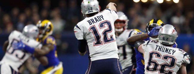 Los Patriots agrandan su leyenda