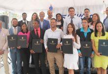 Regidores del ADN reconocen a jóvenes destacados del Distrito Nacional
