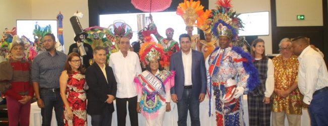 ADN anuncia el carnaval Santo Domingo