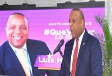 Diputado Luis Henriquez presenta su aspiraciones Alcaldía SDE