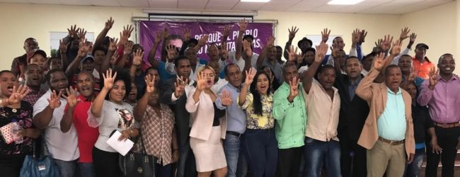 Alcaldes y regidores de Bahoruco piden cuatro años más Medina
