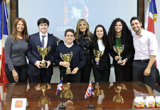 3er Torneo de Debates Saint George School