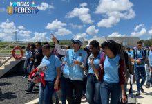 Estudiantes Liceo CAASD conocen Planta
