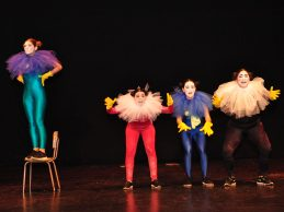 El Domínico realiza encuentro Grupos de Teatro 2019