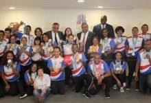 Miderec homenajea a la exitosa delegación Olimpiadas Especiales