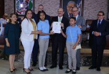 Certificaciones a 40 Cooperativas Escolares
