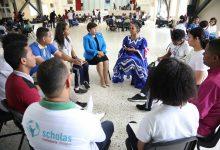 Liderazgo para jóvenes con el auspicio del Despacho de la Primera Dama