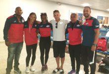 Gimnastas agotan base entrenamiento en Francia para Panam Lima