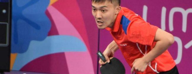 Jiaji Wu va por otro oro para RD