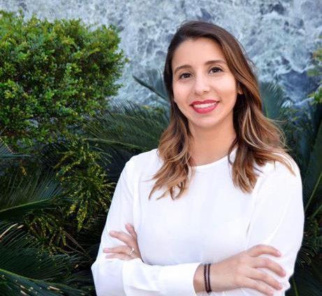 Una dominicana en la Cumbre Juvenil del Clima