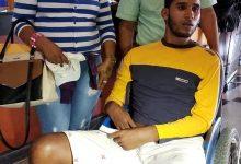 Joven víctima de la exfiscalizadora es recibido en la PGR