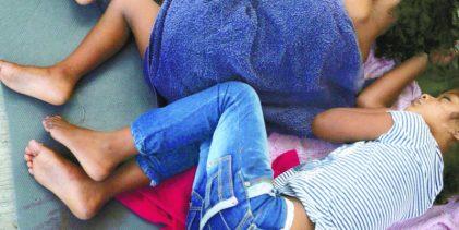 Salud niños migrantes empeoró bajo custodia USA