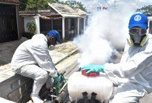Inapa contra el dengue