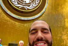 Se hace viral la selfie Bukele, ONU