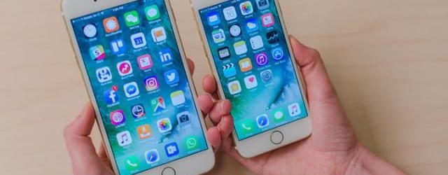 iPhone 7 vs. iPhone 7 Plus: ¿cuál de los dos te conviene?