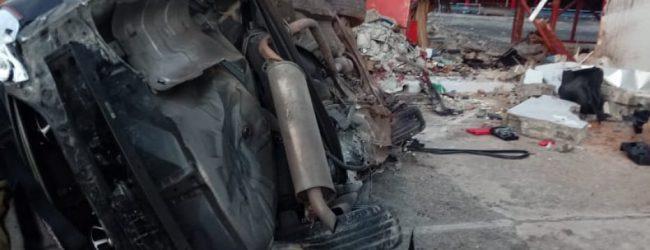 Cinco jóvenes mueren en accidente