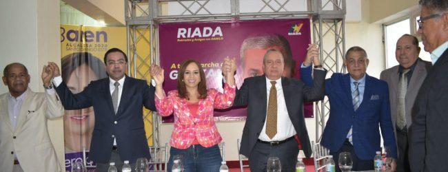 Generales retirados apoyan a Gonzalo  y Karen Ricardo