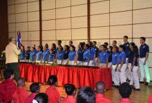 El Coro Nacional de Niños