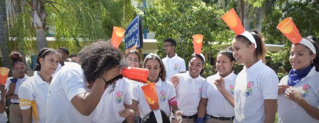 Foro con estudiantes de Santiago sobre igualdad y de genero